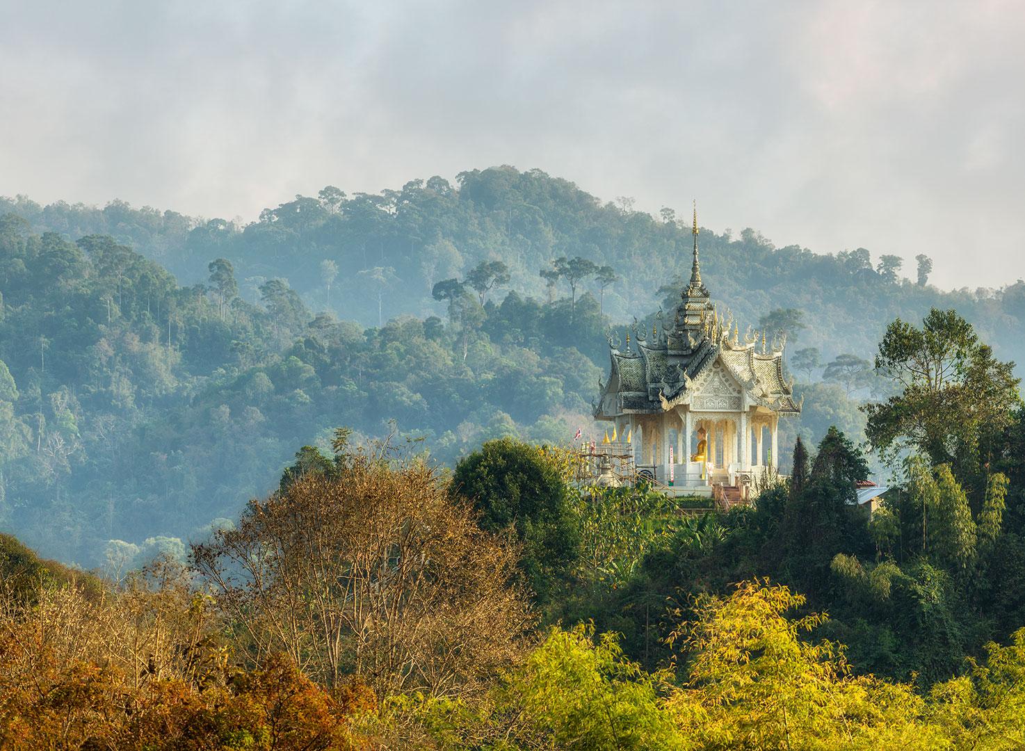 Nordost Thailand