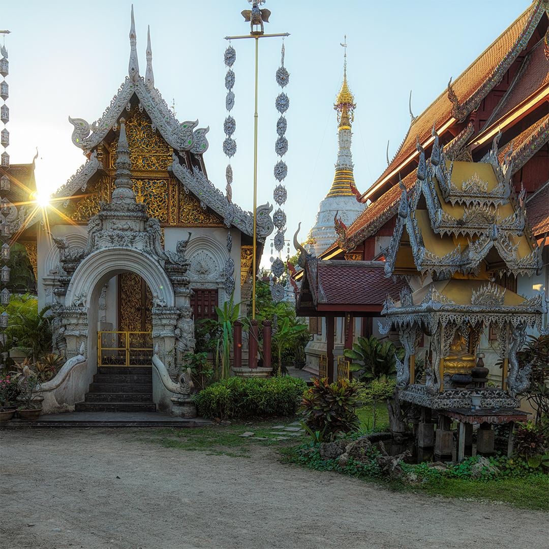 Wat Mahawan-Chiang Mai